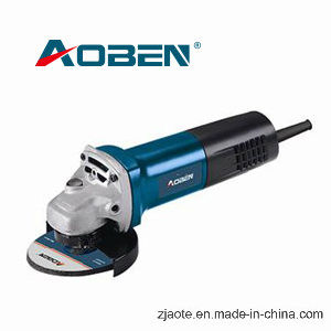 100/115mm 900W Electric Angle Grinder Power Tool (AT3108) pictures & photos