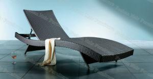 Rattan Garden Outdoor Furniture, Rattan Sun Lounger Set (M1B212)