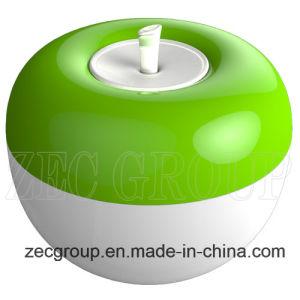 5 LED Green Apple Shape Night Light