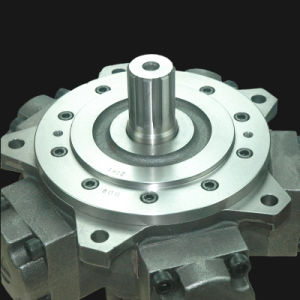Nhm8-600 Spline Radial Piston Hydraulic Motor for Container Hanging Equipment pictures & photos