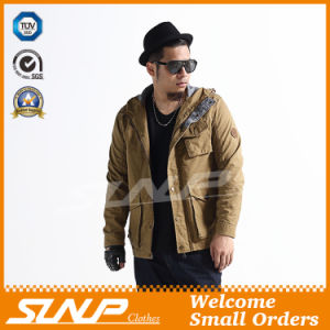 Wholesale OEM Joint-Fabric Men′s Casual Fashion Hoodies