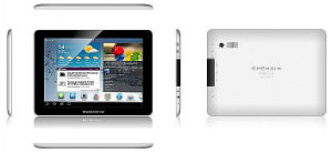 9.7′′ Tablet PC, Speaker, Mic, WiFi, WLAN, 3G Netsurfing, G-Sensor, Multi-Functional