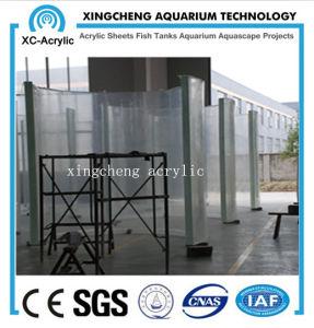 Transparent UV PMMA Tunnel Oceanarium Projcet Price pictures & photos