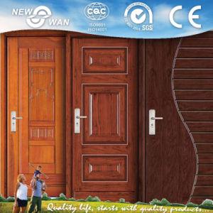 Metal Iron Exterior Security Steel Door with CIQ Soncap pictures & photos