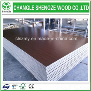 Wood Grain Melamine Particleboard/Chipboard in Size 1830*2440 pictures & photos