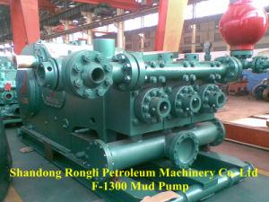 Rlf-1300 Triplex Single Acting Mud Pump