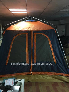 Hot Sale Automatic 3-4 Person Waterproof Camping Tent pictures & photos