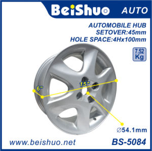 DIY 15/17 Inch Alloy Wheel, Rim Hub Wheel, After Market pictures & photos