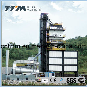 Pressional Maufacturer Fixed&Stationary Asphalt Mixing Plant pictures & photos