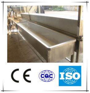Internal Organs Removal Chute Machine for Poultry Slaughtering pictures & photos
