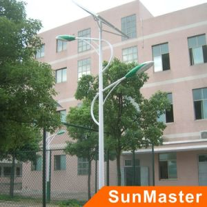 CE RoHS Approval High Quality 100W Solar Street Light pictures & photos