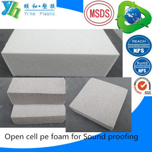 Open Cell Rubber PE Foam Flame Proof pictures & photos