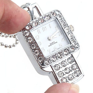 Diamond Clock USB Driver Jewelry USB Flash Memory Drive pictures & photos