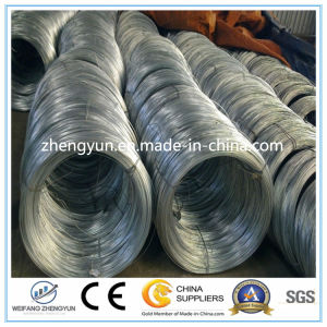 Electro Galvanized Wire/Galvanized Steel Wire/Binding Wire pictures & photos