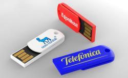 Super Mini Clip USB 1GB~64GB Paper Clip Pendrive USB pictures & photos