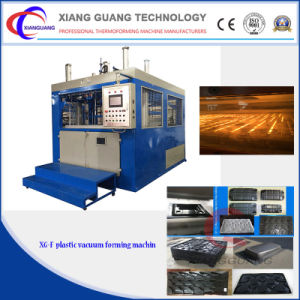 Disposable ABS Thick Board Plate Making Vacuum Forming Machine pictures & photos