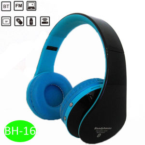 Sport Stereo Bluetooth Headphone (BH-16) pictures & photos