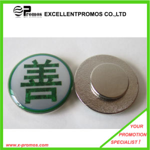 Promotional Custom Magnetic Metal Lapel Pin (EP-MB8141) pictures & photos