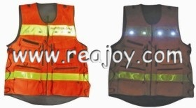 LED Safety Vest (B026)