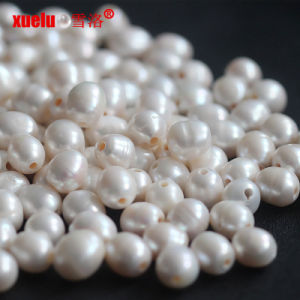 12-15mm Rice Freshwater Loose Pearl Beads Big Hole Wholesale pictures & photos