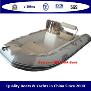 Bestyear New Rib Inflatable Boat of Rib350A pictures & photos