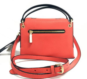 China Wholesale Mini Leather Handbag Satchel Leather Handbag (BS1609-13) pictures & photos