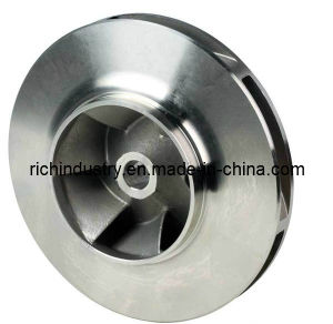 Aluminum Casting Sand Casting Parts pictures & photos