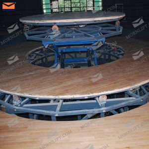 Customize Stage Scissor Lift Per Require pictures & photos