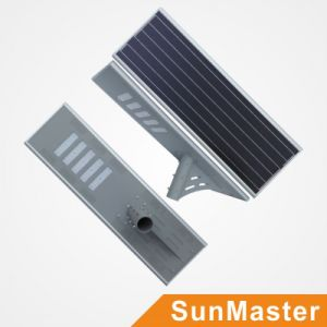 5W 8W 12W 15W 20W 25W 30W 50W 60W 70W 80W 90W 100W Integrated 40W All in One LED Solar Street Light pictures & photos