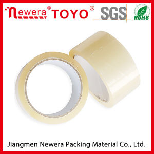 BOPP Adhesive Packing Tape with SGS Report pictures & photos
