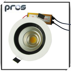 10W/15W Adjustable COB LED Ceiling Down Light pictures & photos