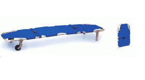 High Quality Aluminum Alloy Foldaway Stretcher pictures & photos