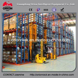 Warehouse Storage Narrow Aisle Rack and Shelving
