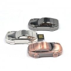 Golden Metal USB Flash Drive with High Capacity pictures & photos