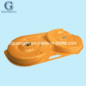 Stainless Steel Deep Drawn Part for Lawn Mower Deck with Competitive Price pictures & photos