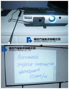 Mini Projector Interactive Whiteboard (short focus) (PJ100W) pictures & photos