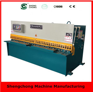Hydraulic Swing Beam Cutter Machine (QC12y/K 6X6000)