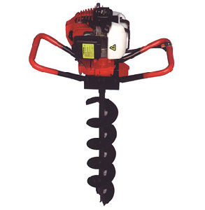 2 Stroke Drill Gasoline Earth Auger for Agricultural and Garden pictures & photos