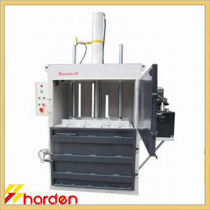 Waste Cardboard Recycling Baling Machine (Hydraulic)