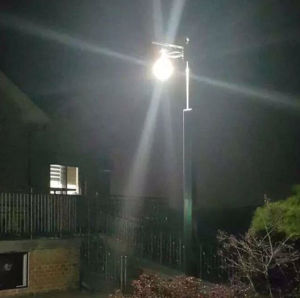 12W IP65 Outdoor LED All-in-One Integrated Solar Garden Light pictures & photos