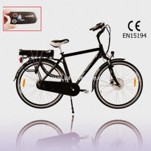 Electric Bicycle: Dutch Electric Bicycle