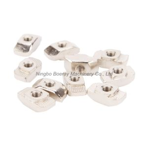 M5 T Slot Nut for Aluminum Extrusion 30 Series pictures & photos