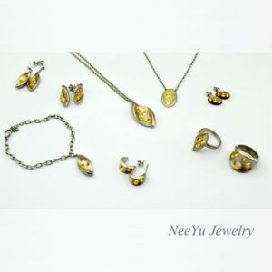 Newest Stainless Steel Fashion Jewelry Set S82