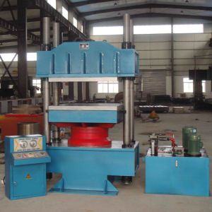 Four Columns Hydraulic Press Machine Made in Nantong pictures & photos