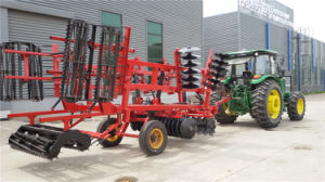 4.3 Meters Folding Wing Soil Preparation Machine pictures & photos