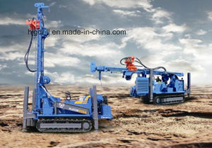Crawler Hydraulic Wells-Geothermal Drilling Rig pictures & photos