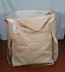 Orange Body PP Plastic Bulk Bag pictures & photos