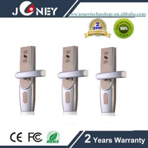 Low Battery Warning Hotel Mortise Lock 13.56MHz Mf Technology pictures & photos