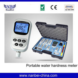 Ce Approved Portable Digital Water Hardness Meter pictures & photos