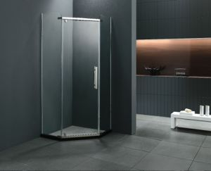 Tempered Glass Shower Enclosure (BA-L728) pictures & photos